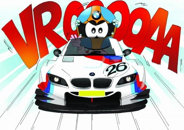 Grégrory Ronot Illustrateur Automobile